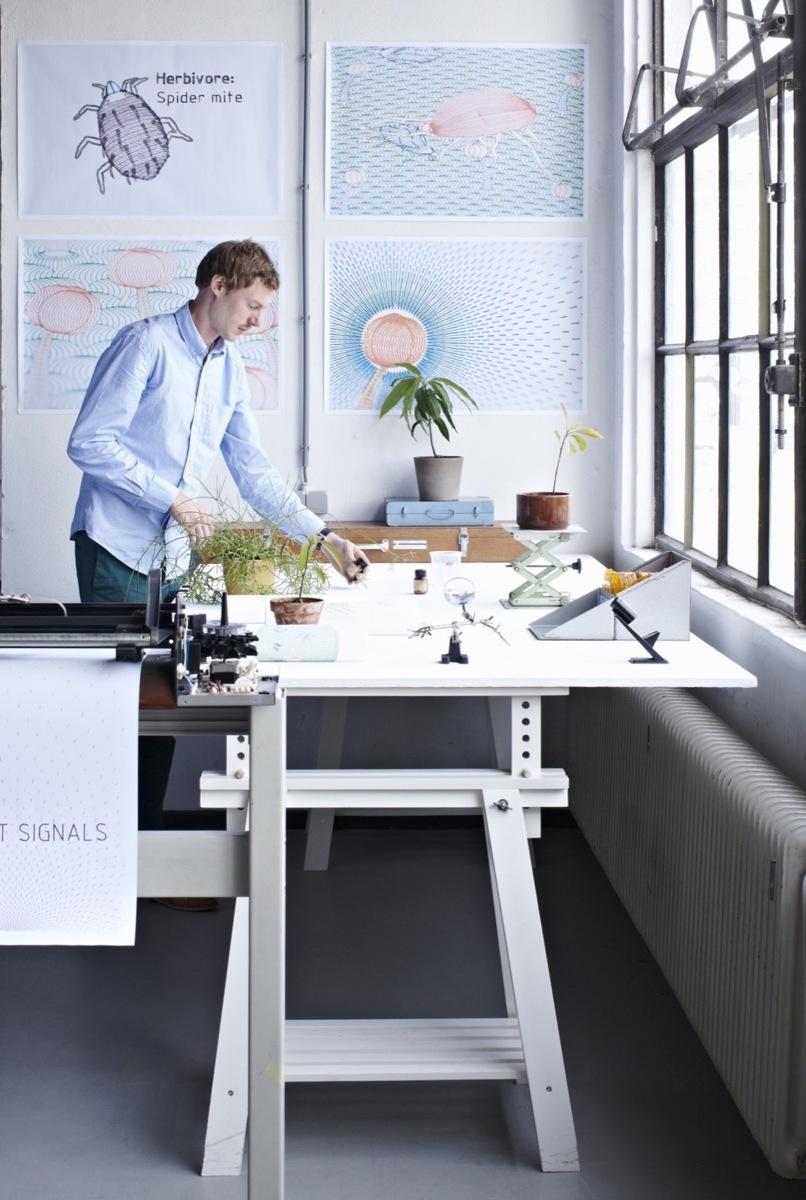 Photo by Rene van der Hulst, 2012 © Design Academy Eindhoven